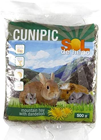 Cunipic - Cunipic Sol de Heno con Diente de León - 1181 - 500 Grs.