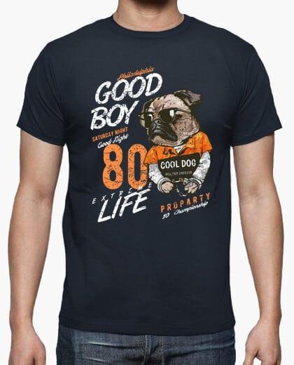 Comprar Camiseta Good Boy Cool Dog - Camisetas Originales para Mascota Lovers - Tienda Online - Envíos Baratos o Gratis >